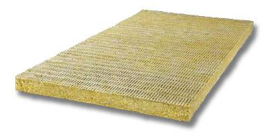 Panneaux laine de roche haute temp rature isolation for Laine de roche haute densite prix